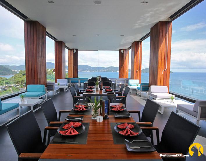 The Meka Sky Lounge