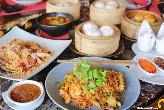 บาบา ชิโน – ศรีพันวา ภัตตาคารอาหารจีน อร่อย หรู วิวดี