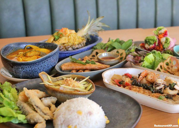 ร้านอาหาร เบซิล ไทยคิทเช่น รสชาติไทยแท้ๆ ที่คุณต้องลอง