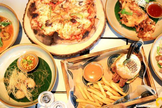 ร้านอาหาร ชาวเล คิทเช่น – โฟร์พอยท์ส ป่าตอง คือดี ห้ามพลาด ต้องลอง