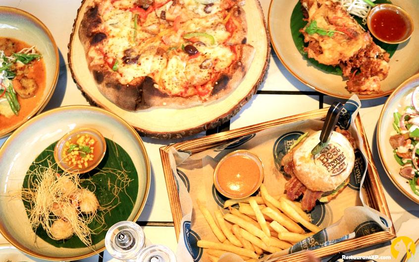 ร้านอาหารชาวเล คิชเช่น – โฟร์พอยท์ส ป่าตอง คือดี ห้ามพลาด ต้องลอง